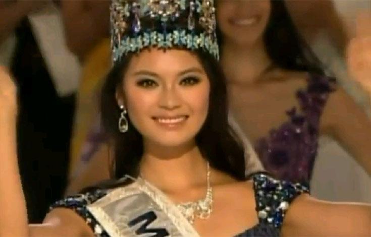 יו ברגע ההכתרה. המלכה הסינית השנייה