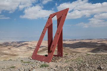 """""""המדבר הוא נכס, צריך לעודד כאן תיירות פרטית"""" (צילום: טל ניסים)"""