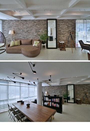 """""""עיצבתי את הדירה יחד עם האדריכלים גידו הרשאגה ועמית שטרנברג"""" (צילום: איתי סיקולסקי)"""