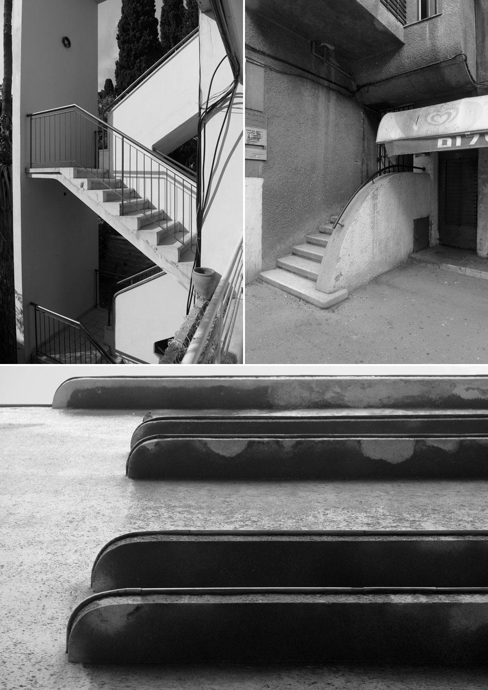 מאות בניינים ומתחמים לשימור נמצאים בהדר, ואם העירייה תשקיע בהם היא תעלה את חיפה על מפת האדריכלות העולמית. 3 דוגמאות מהתערוכה ''ההדר הנעדר'' שמוצגת כעת במוזיאון העיר (באדיבות מוזיאון חיפה, צילום: מארק יאשאייב)
