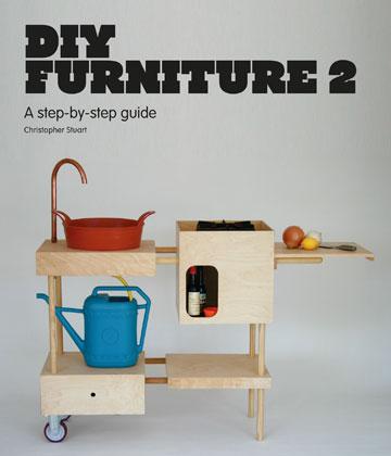 עטיפת הספר DIY Furniture 2 (מתוך הספר DIY Furniture 2, באדיבות הוצאת Laurence King)