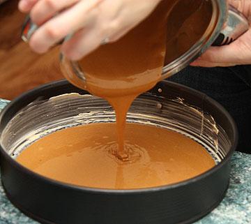 רוצים שהעוגה תתפח היטב? שמנו את התבנית (צילום: shutterstock)