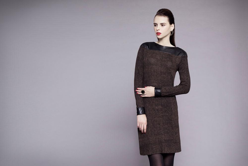 פזית קידר. קולקציית בגדים ותכשיטים הפונה לנשים בוגרות ( צילום: עמיר צוק )