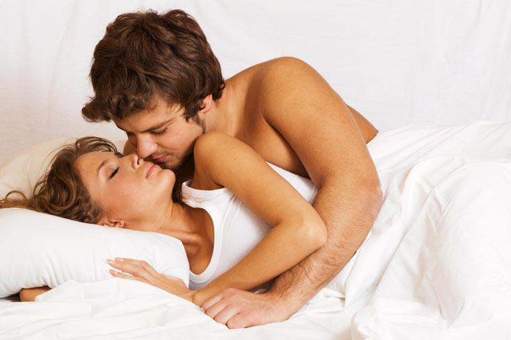 נכנסים למיטה רק עם כלה פוטנציאלית ( צילום: shutterstock )