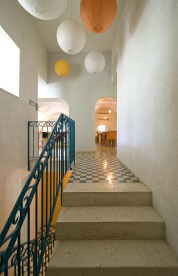 בית במושבה הגרמנית בירושלים, בתכנון מתי רוזנשטיין (צילום: אילן נחום)