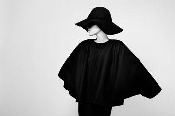 מכיר את קוואלי מקרוב. קולקציית סתיו-חורף 2012 בעיצובו של יניב פרסי (צילום: תום מרשק)