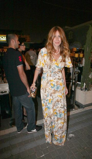 דורית בר אור. ''כשלבשתי חצאית מקסי לפני ארבע שנים, אף אחד לא הבין מה זה'' (צילום: רפי דלויה )