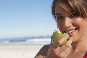 אז כמה פחמימות יש בתפוח? (צילום: thinkstock)