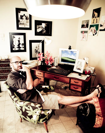 גילי אונגר (צילום: שי יחזקאל )