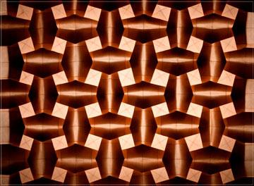 תבניות מחזוריות, מתמטיות (צילום: אלבי צרפתי)