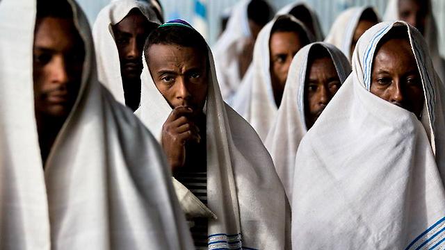 Izrael befogad újabb ezer zsidó származású etiópot