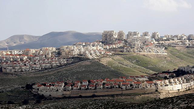 Több ezer új lakást tervez építeni Izrael Ciszjordániában