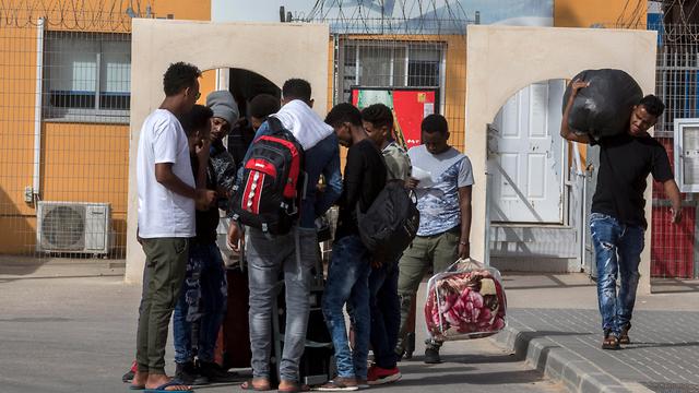Szabadon engedik Izraelben a Ruandába áttelepülni nem hajlandó menedékkérőket