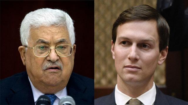 Megkérdőjelezte Abbász békeszándékát Jared Kushner, Donald Trump elnök közel-keleti főtanácsadója