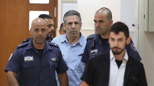 Former Israeli cabinet minister sentenced to 11 years in prison for espionage