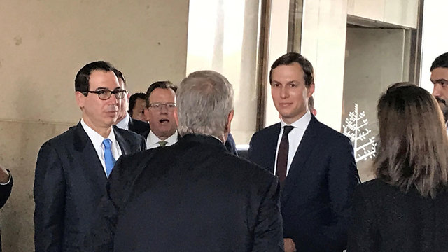 Kushner presses Palestinians to accept $50bn economic plan