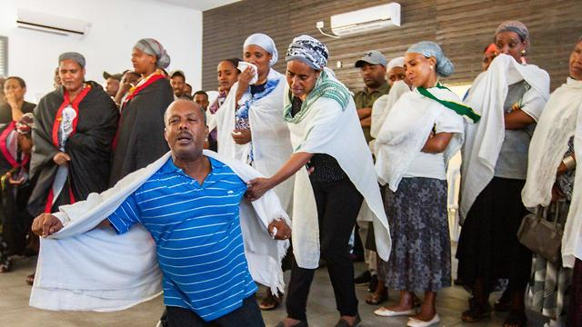 Ethiopian Jews Protest Racism in Israel
