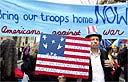הפגנה נגד המלחמה בעיראק, צילום: רויטרס
