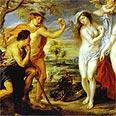 "רובנס, ""המשפט של פריס"", 1639"