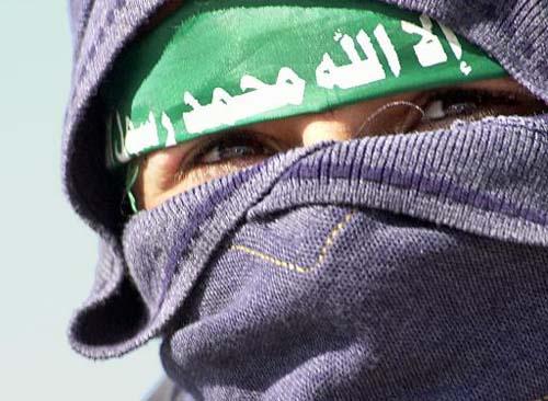 A Tanzim militant (Photo: AP)