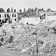 הריסות גטו ורשה