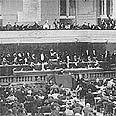 1898, נואם בפני הקונגרס הציוני השני בבאזל