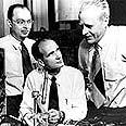 ברדין (משמאל) ביחד עם ברטיין ושוקלי