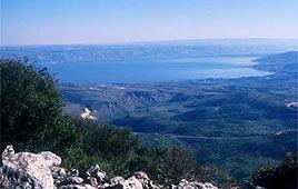 הכינרת ועמק הירדן