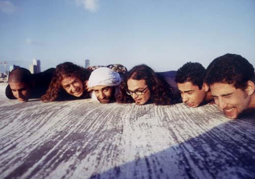 """""""ב'שוטי הנבואה' היה אפשר לקרוא את השירים בעיניים ישראליות וגם בעיניים יהודיות"""" (צילום:ארכיון ידיעות אחרונות)"""
