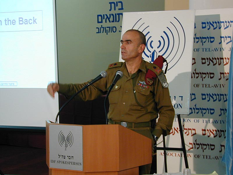 Dr. Yom-Tov Samia (Photo: Dudu Fried)