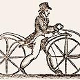האופניים של קרל פון דראיס, 1819
