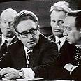 קיסינג'ר כמתווך בהסכמי הפרדת הכוחות בין ישראל למצרים וסוריה, 1974