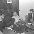"""חברי מפלגת ש""""ס - הוקמה על רקע תחושת הקיפוח של החרדים המזרחיים במגזר החרדי"""