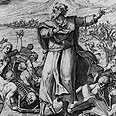 חזון העצמות היבשות של הנביא יחזקאל. נבואה על תחיית העם