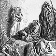 עם ישראל אבל על חורבן ירושלים. נבואת ירמיהו