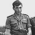 מאיר הר-ציון בזמןן שירותו הצבאי