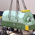 גנרטור של חברת החשמל
