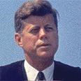 קנדי בנאום ההשבעה המפורסם, 20 בינואר 1961