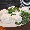 החלב משמש יסוד ליצירת גבינות