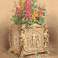 פרחים מעוצבים מבית מינטון, 1851