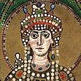 הקיסרית תיאודורה. הרבתה להשתתף במופעי מין