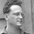 יגאל אלון כמפקד חזית הדרום, 1949