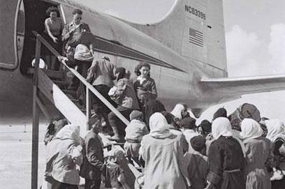 """עולים בשנות ה-50: הגיעו עם האשכנזים, נשארו מאחור (צילום: דוד אלדן, לע""""מ) (צילום: דוד אלדן, לע"""
