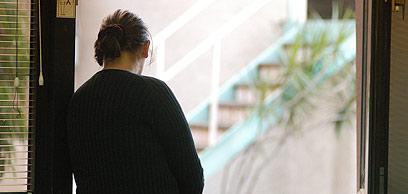 גורלה של העובדת הזרה יוכרע אחרי שימוע (צילום: ירון ברנר) (צילום: ירון ברנר)