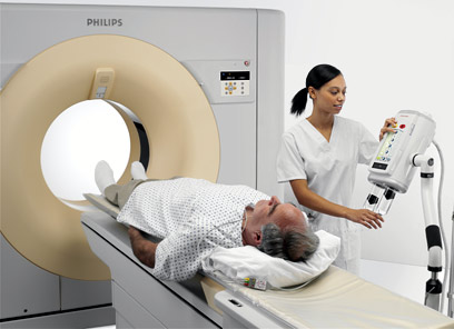 הרופא המפענח יכול, ללא לחץ של זמן, לבחון את המעי בקפדנות ובדייקנות ()