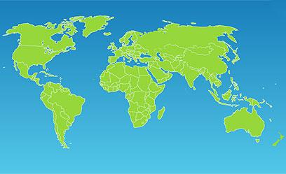מדינות העולם