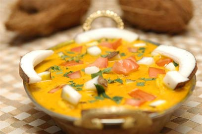 אוכל הודי אבל כאן בארץ (צילום: ירון ברנר) (צילום: ירון ברנר)