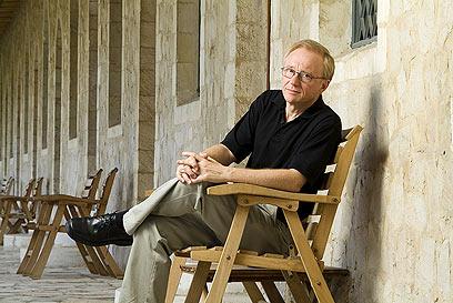 David Grossman (Photo: Kobi Kalmanovich) (Photo: Kobi Kalmanovich)