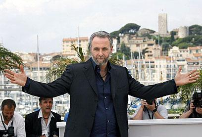 ארי פולמן. חזר לקאן (צילום: AFP) (צילום: AFP)