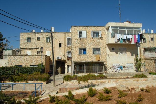 שכונת הקטמונים בירושלים. צפויה לעבור מתיחת פנים (צילום: דאגלס גתרי) (צילום: דאגלס גתרי)